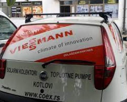Coex Vaš Viessmann ovlašćeni servis