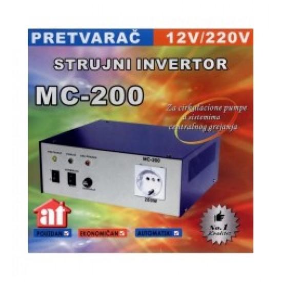 PRETVARAC 12/220 MC 200 200WPretvaračinapona